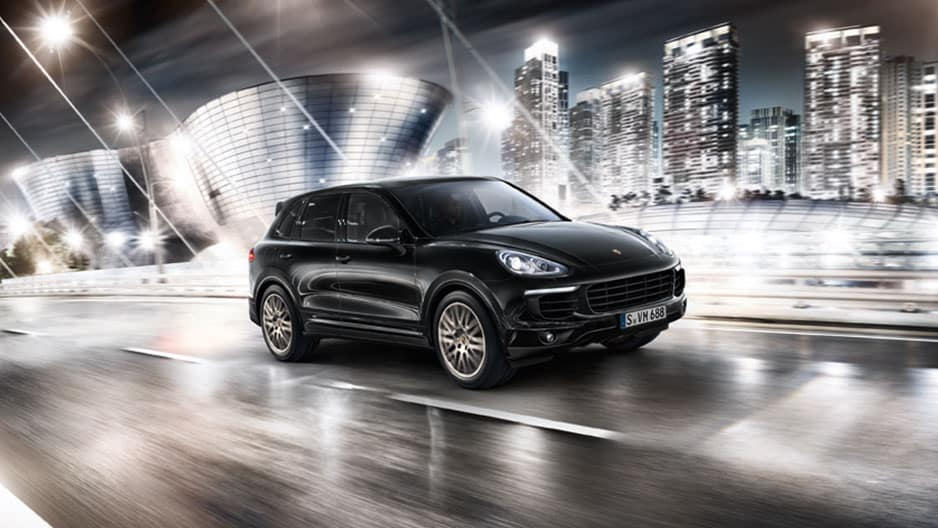 Performance Features of the New Porsche Cayenne at Garber in Webster, NY