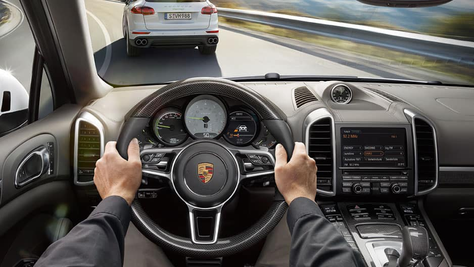 Technology Features of the New Porsche Cayenne at Garber in Webster, NY