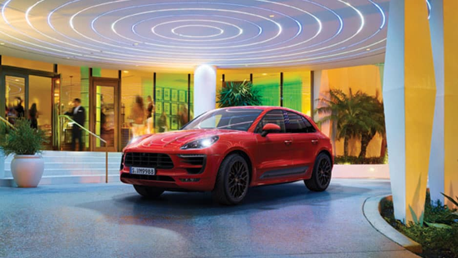 Exterior Features of the New Porsche Macan at Garber in Rochester, NY