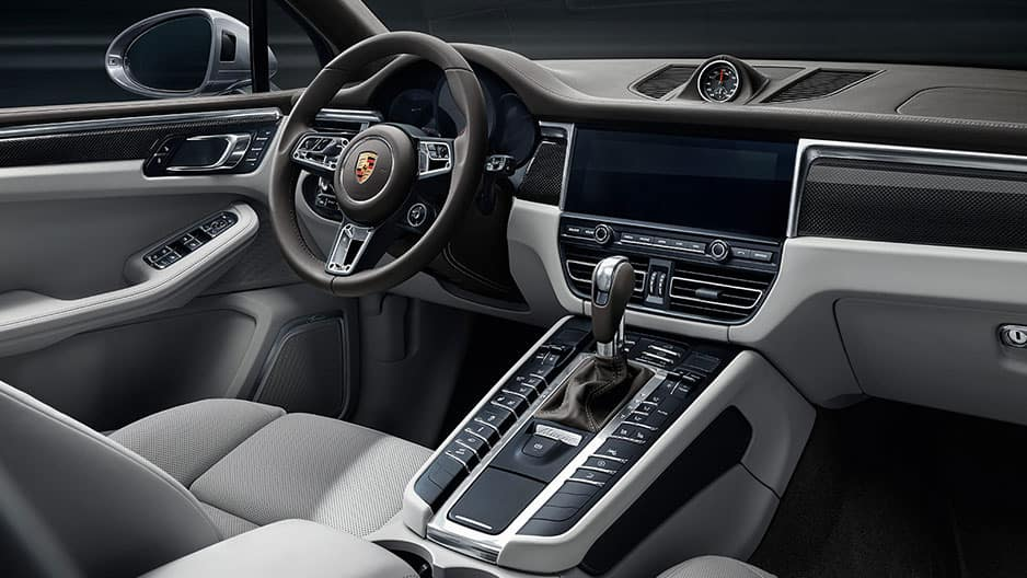 Safety Features of the New Porsche Macan at Garber in Webster, NY