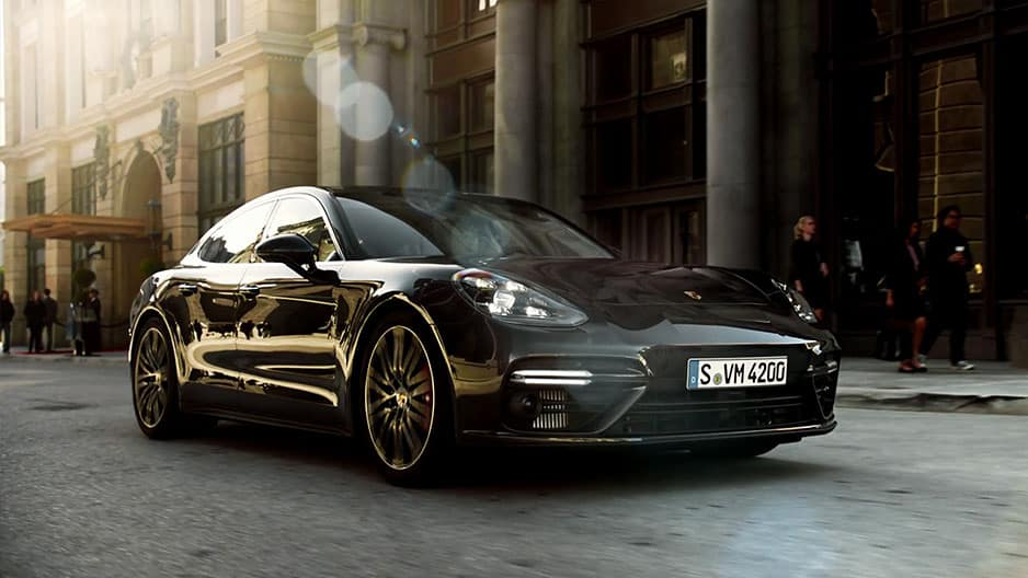 Exterior Features of the New Porsche Panamera at Garber in Rochester, NY