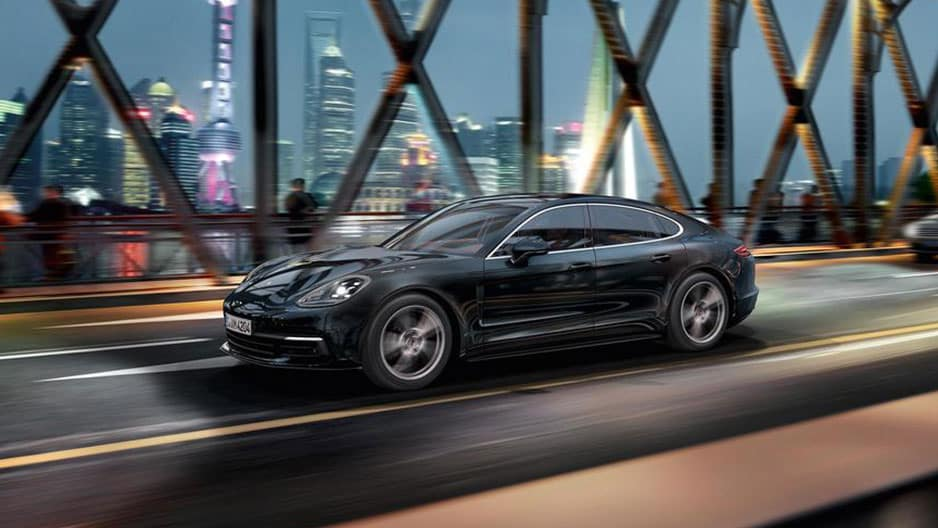 Performance Features of the New Porsche Panamera at Garber in Webster, NY