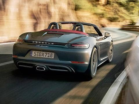 $749 per month lease 2019 Porsche 718 Boxster Offer
