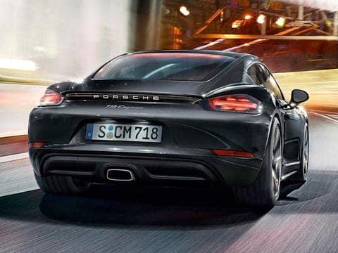 $649 per month 2019 Porsche 718 Cayman