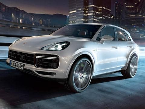 $949 per month lease 2019 Porsche Cayenne E-Hybrid