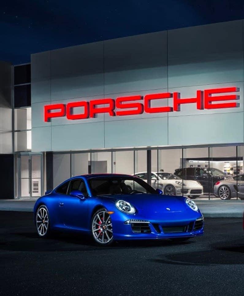 About Porsche Rochester
