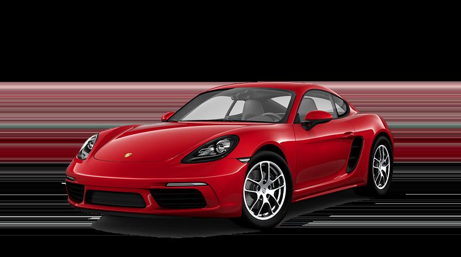 2018 Porsche 718 Cayman Hero Image