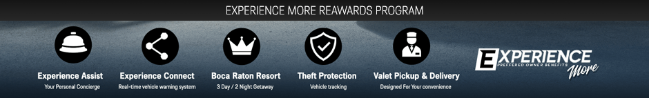 Experience More Rewards