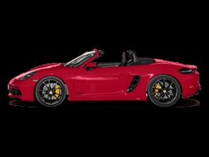 2018 Porsche 718 Boxster GTS - Side