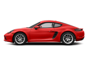 2018 Porsche 718 Cayman - Side