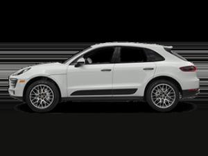 2018 Porsche Macan Turbo w_Performance Pkg - Side