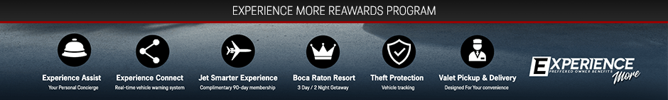 Experience More Rewards