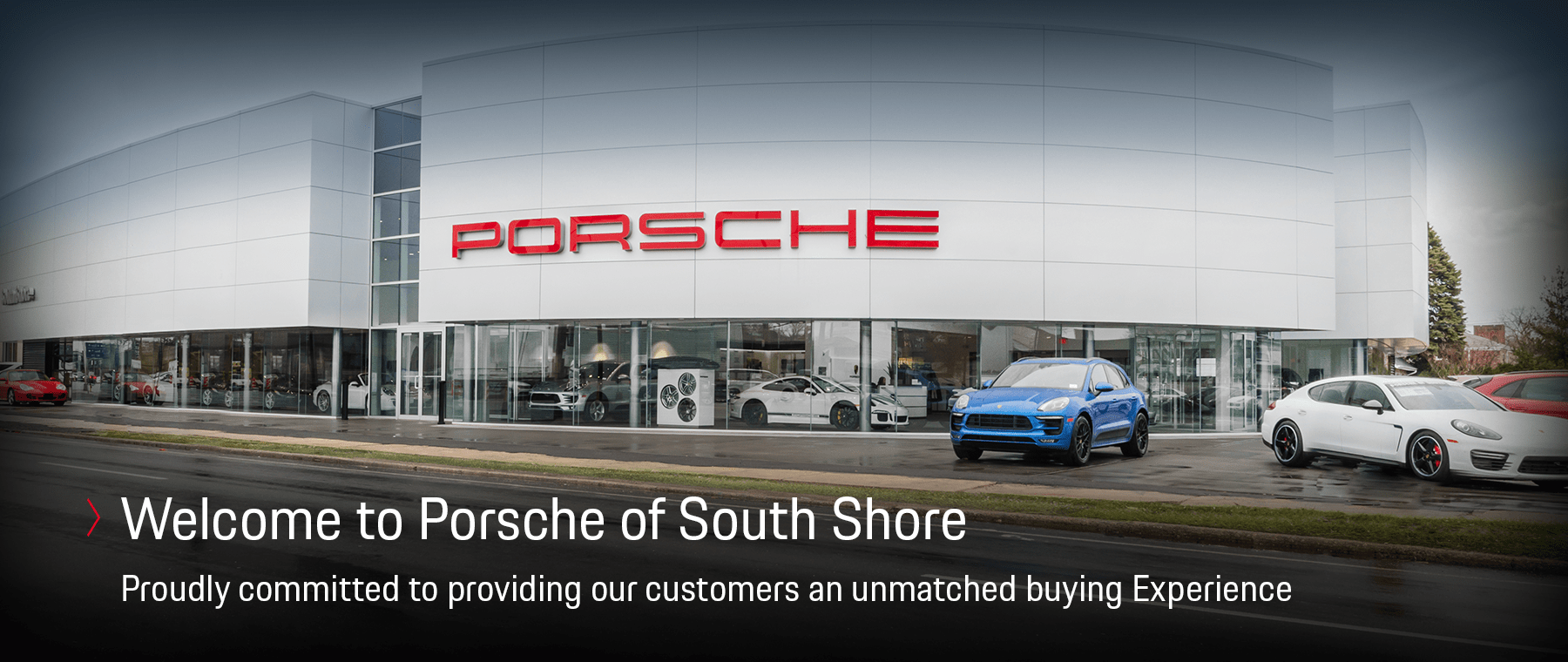 Porsche of South Shore