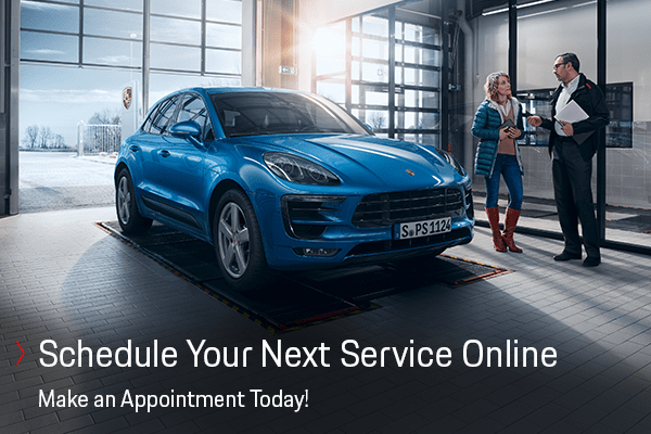 Schedule Your Porsche Service | Porsche Service Specials