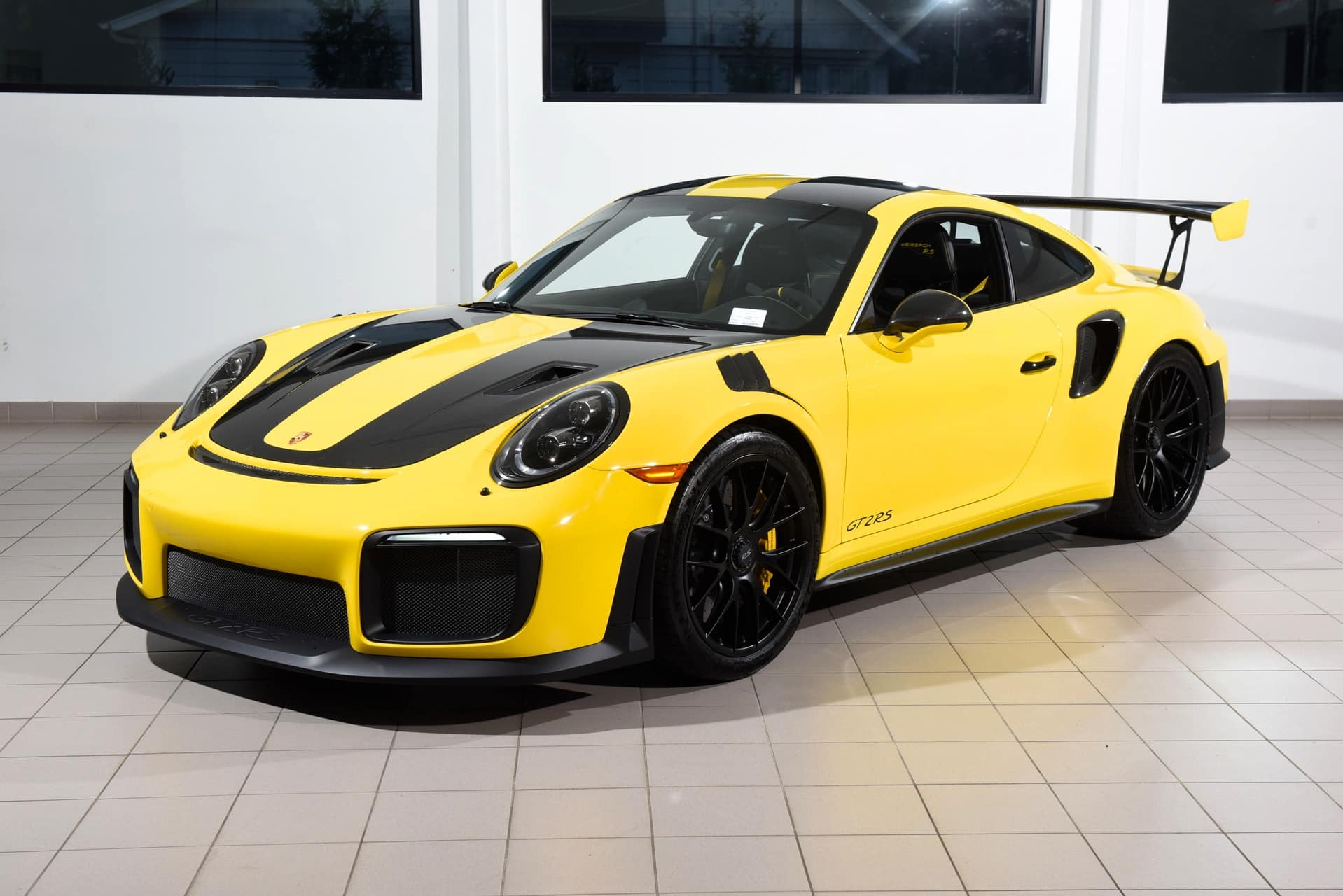 rare porsche 911 gt2 rs weissach package porsche of south shore