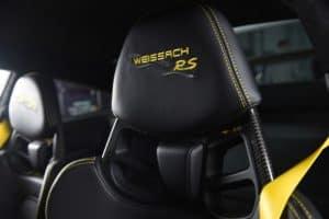 2018 Porsche 911 GT2 RS Weissach Racing Yellow