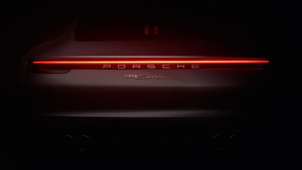 The new Porsche 911 (992) a timeless machine.
