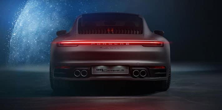 Porsche 911 Exterior Design