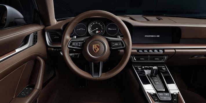 Porsche 911 Interior Design