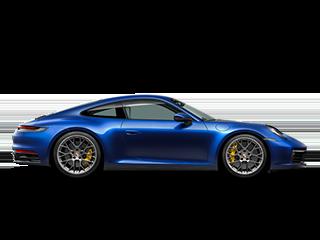 The new Porsche 911 (992)