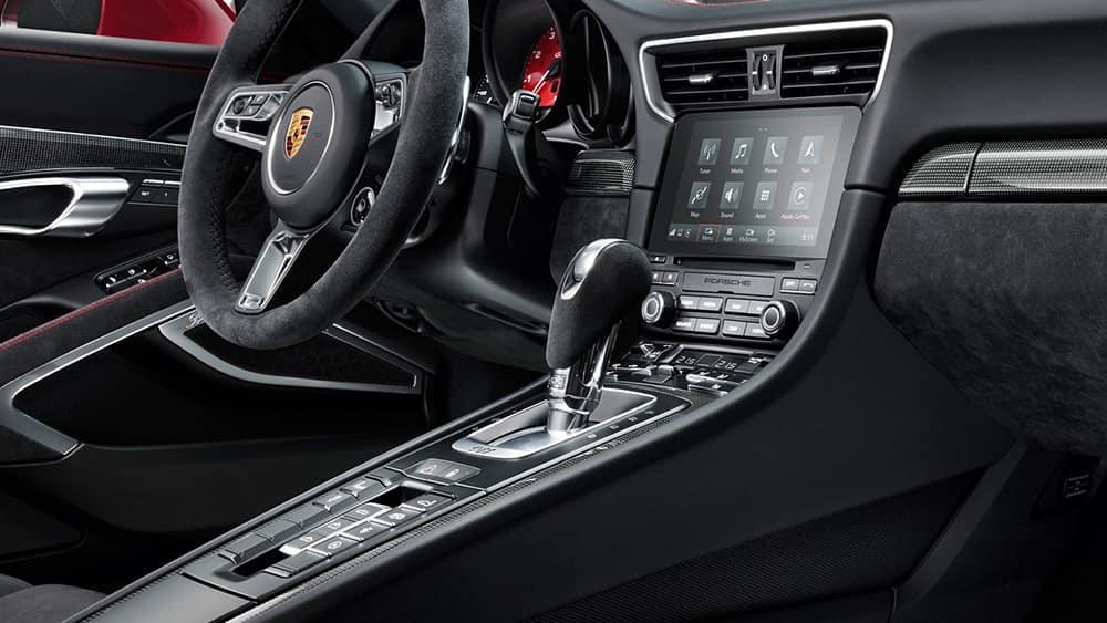 2018 Porsche 911 Shifter