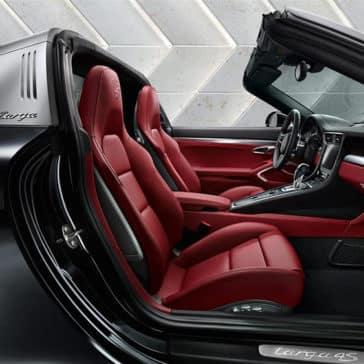 2018 Porsche 911 Comfort