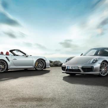 2018 Porsche 911 Pair