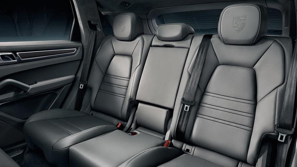 2018 Porsche Cayenne Comfort