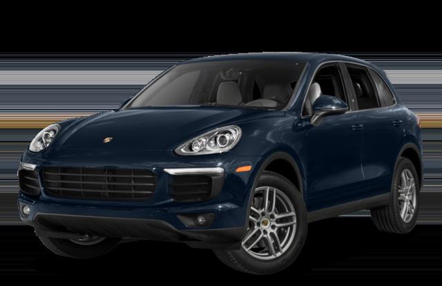 2018 Porsche Cayenne MLP Hero