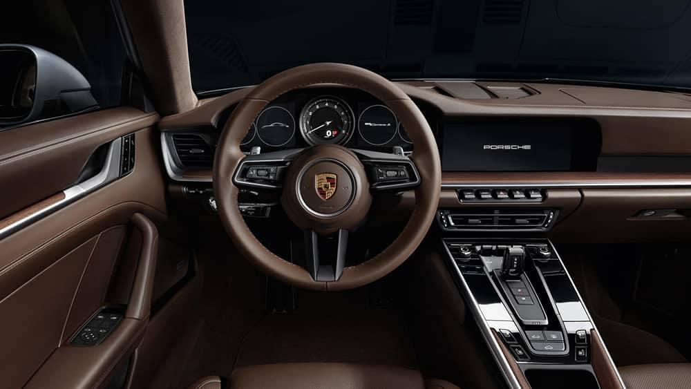 2020 Porsche 911 Dash