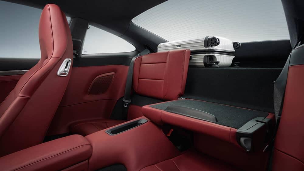2020 Porsche 911 Interior Space
