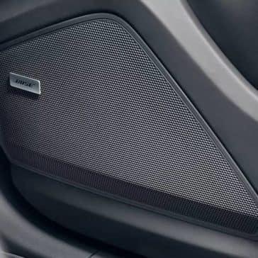 2020 Porsche Cayenne Bose Speaker