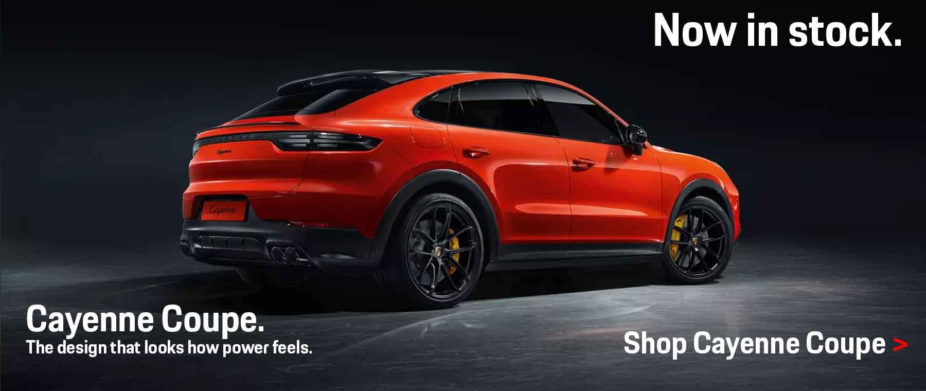 march 2020 cayenne coupe