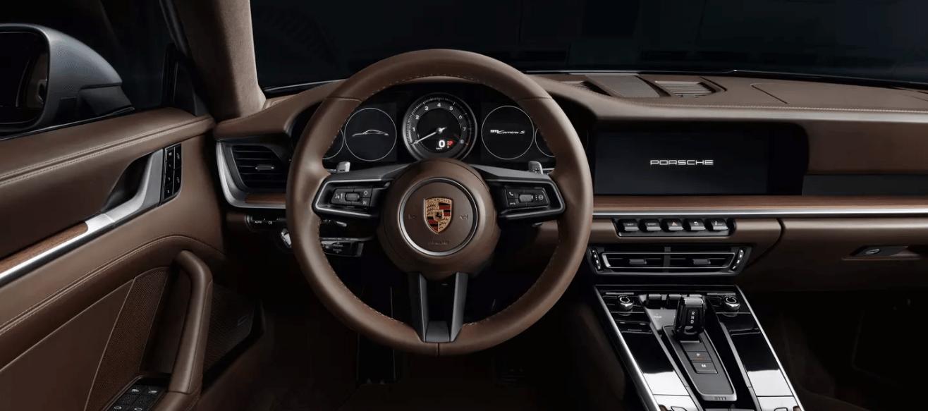 2020 Porsche 911 Interior Nashua Porsche Stratham