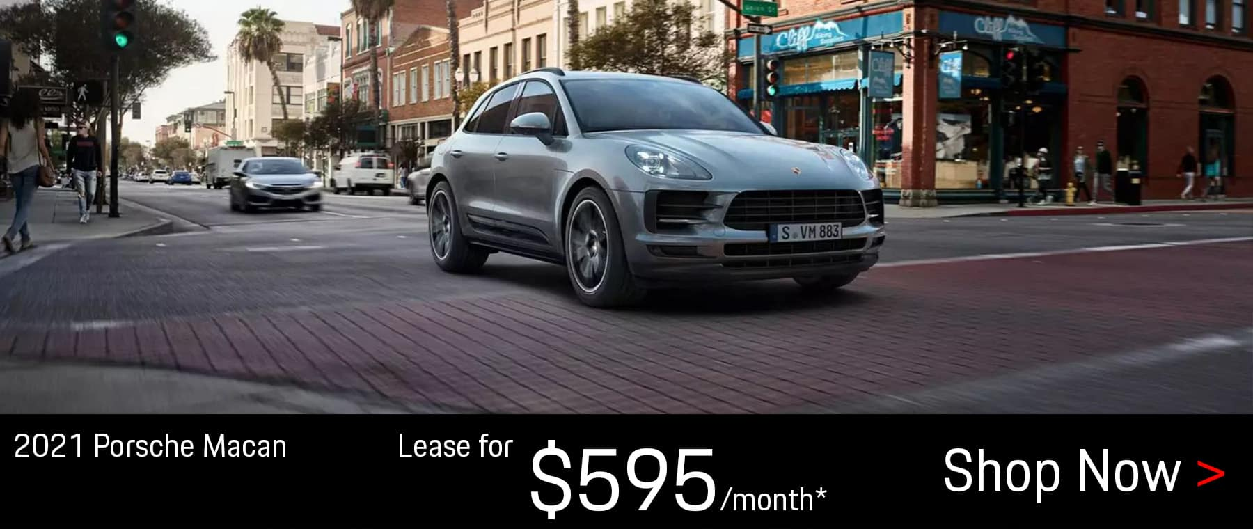 April Macan Lease