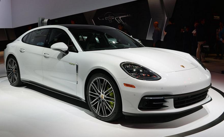 2020 Porsche Panamera Panamera Turbo Porsche Of Tacoma