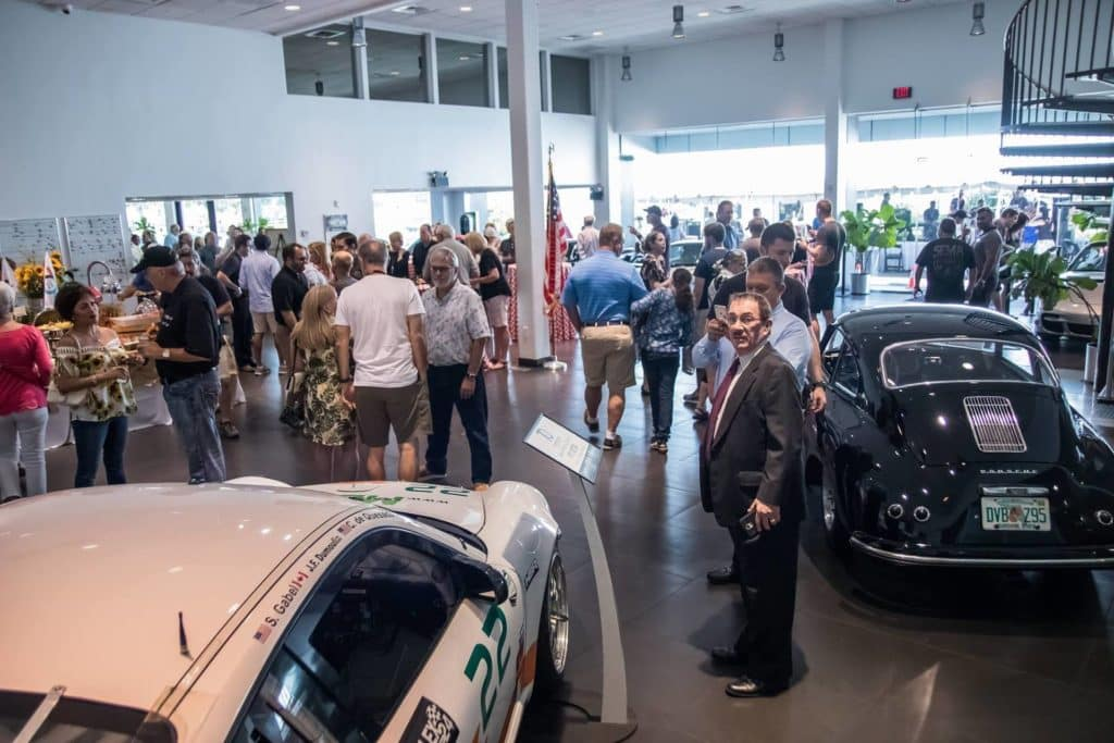 Porsche of Tampa - Porsche's 70th Birthday Celebration