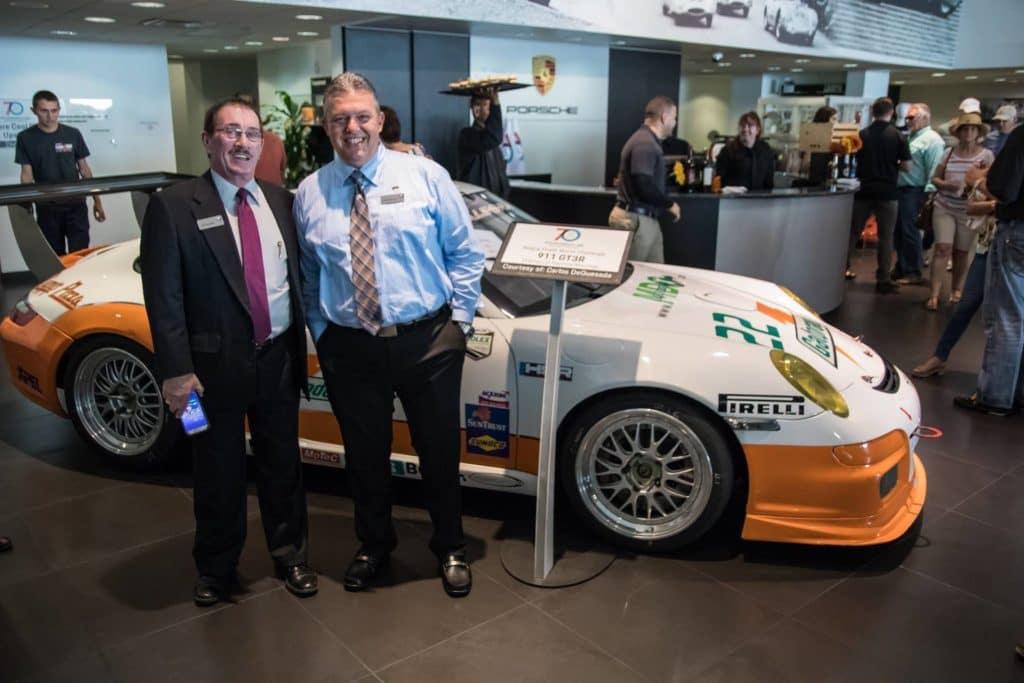 Porsche of Tampa Event
