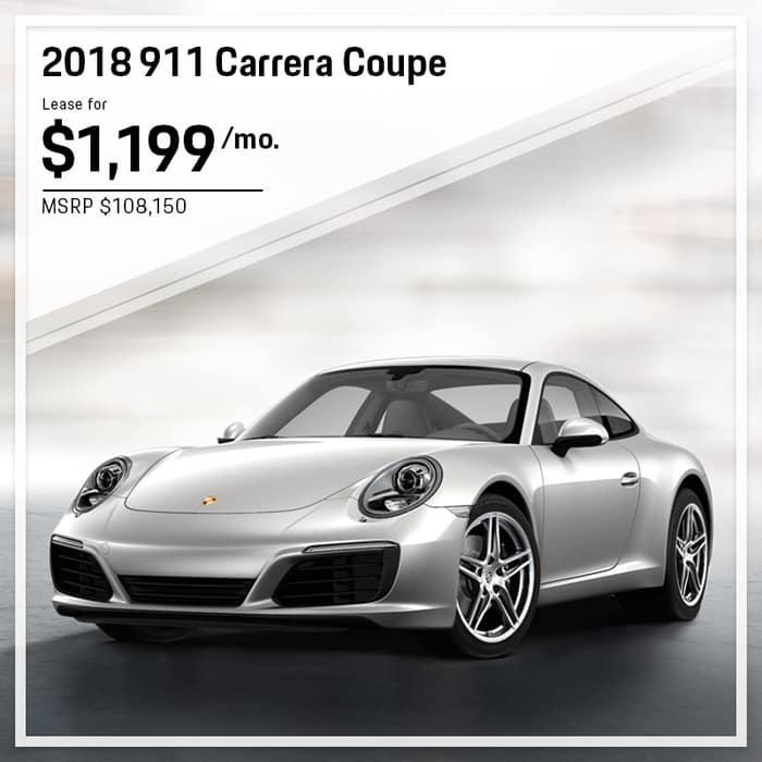2018 Carrera Coupe