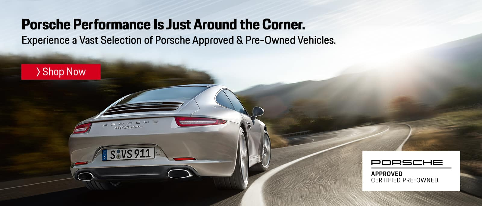 Porsche Approved and Pre-Owned