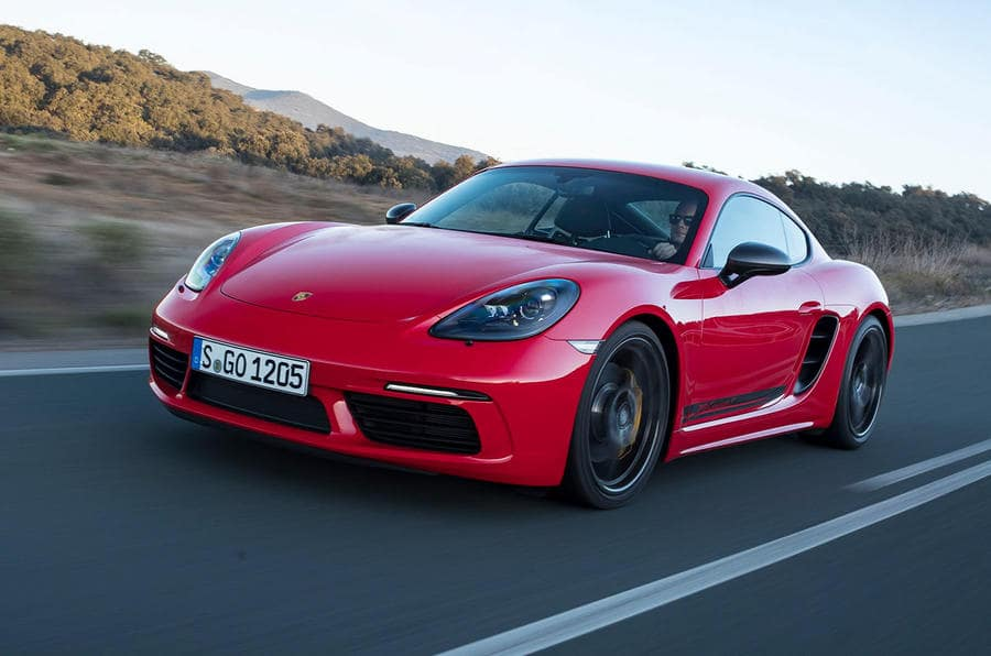 Experience the Thrilling New 2019 Porsche 718 Cayman ...