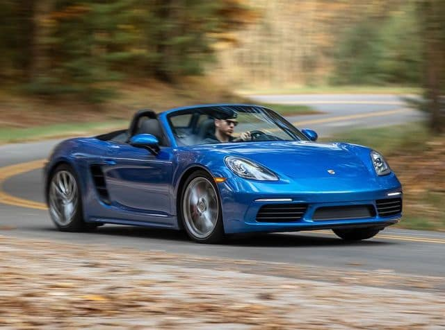A True Luxury Pre Owned Sports Car Drive Used Porsche Boxster