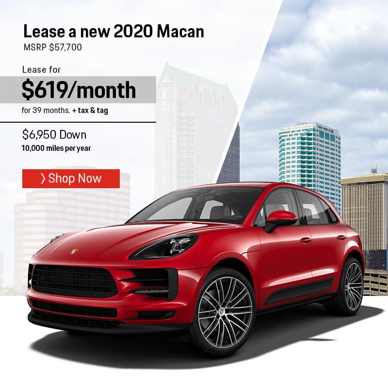 2020 Macan