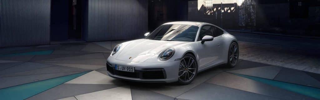 2020 Porsche 911 Carrera Parked