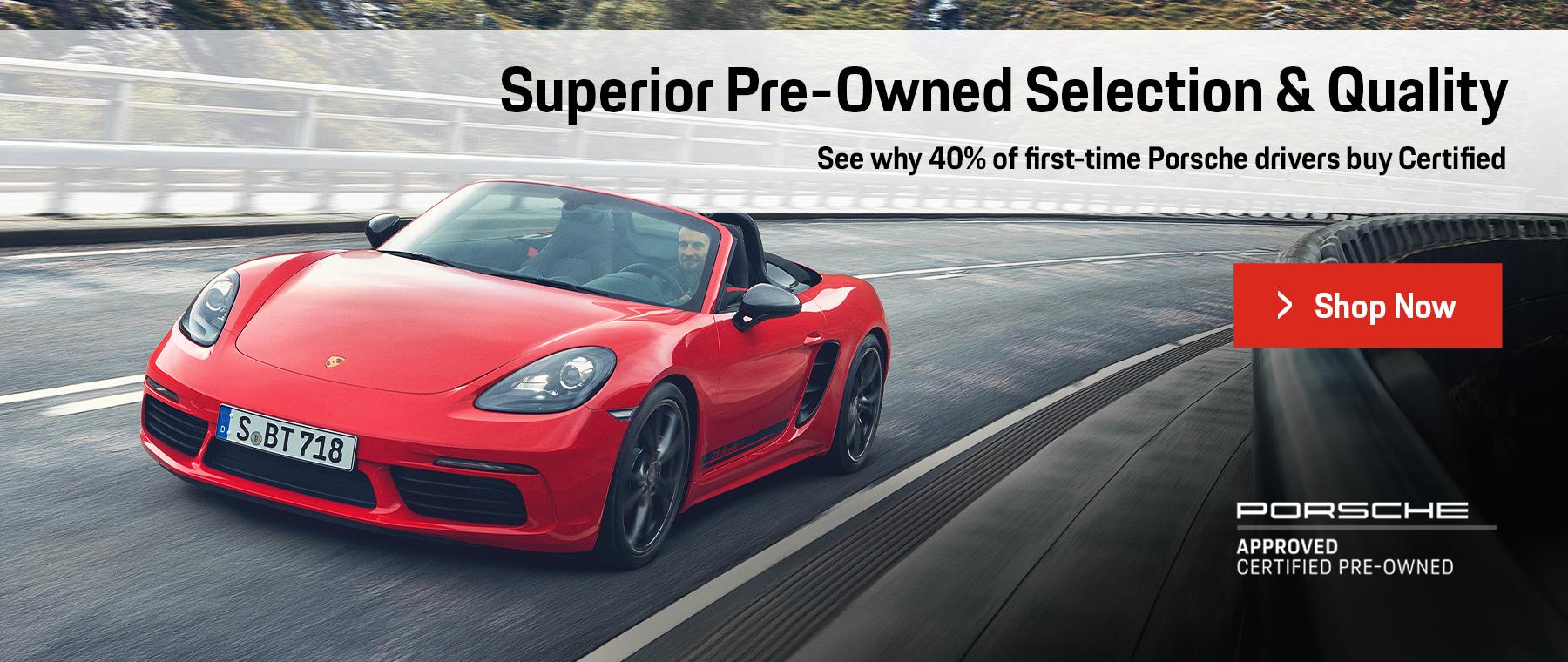 Tampa Certified Porsche
