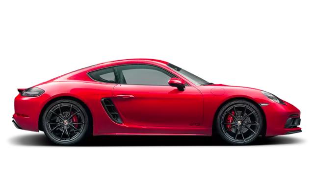 2019 Porsche 718 Cayman GTS