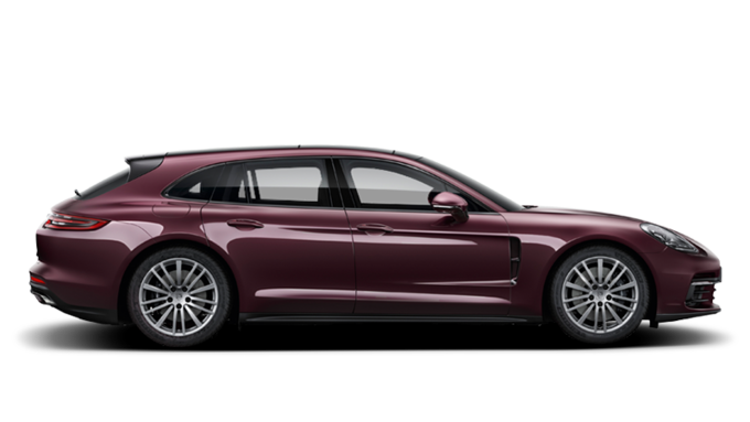 Porsche Panamera 4 Sports Turbo Image