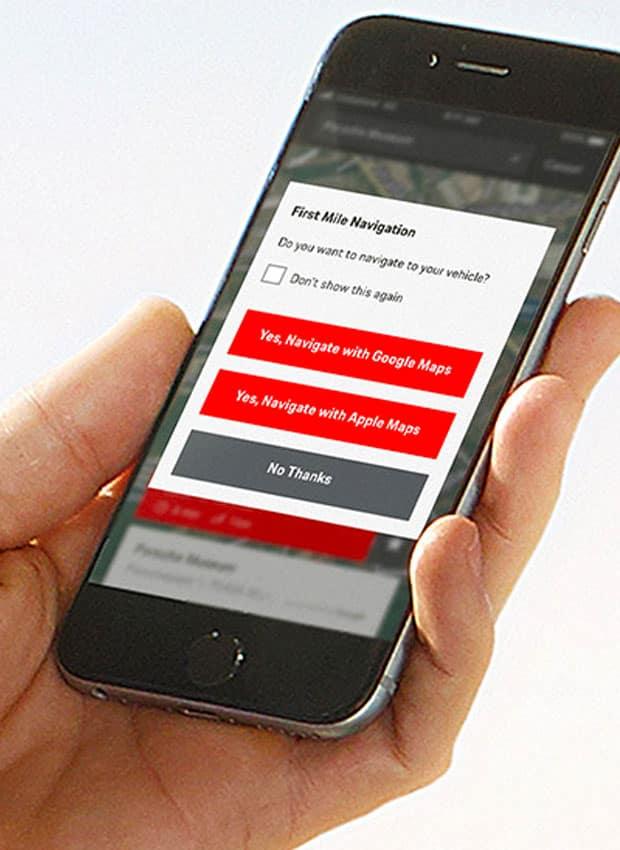 Porsche Connect Smartphone Apps