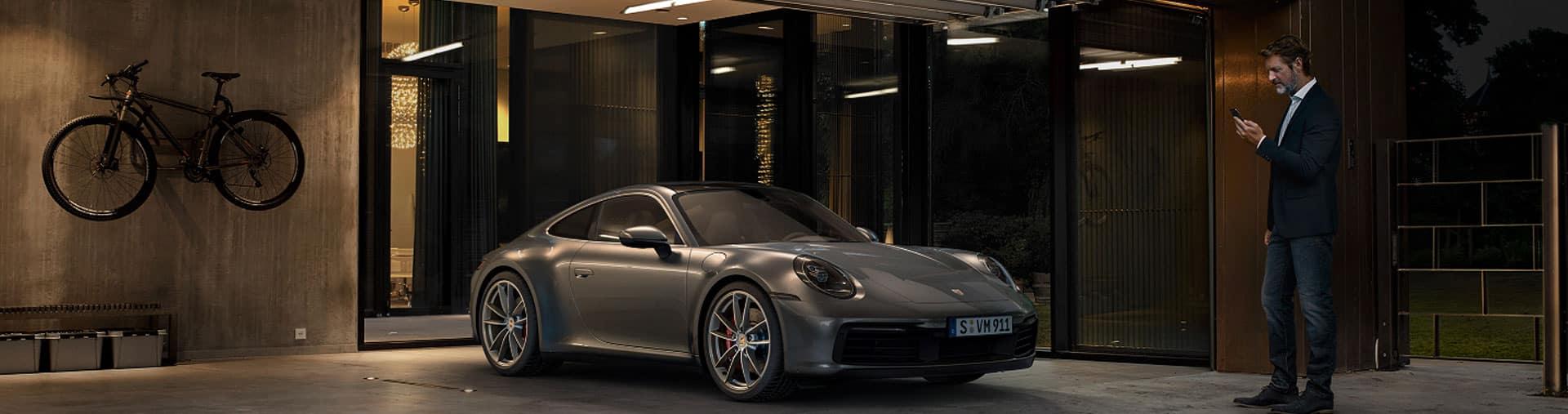 Porsche of the Village Porsche Connect Available Today