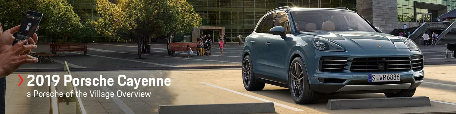 2019 Porsche Cayenne Model Overview at Porsche of the Village